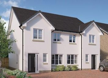 Thumbnail 3 bedroom semi-detached house for sale in Borland Walk, Glassford, Strathaven