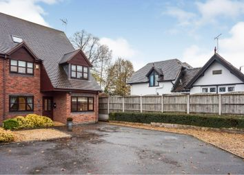 Thumbnail 5 bed detached house for sale in Main Road, Stafford