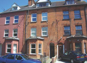 Thumbnail 1 bed flat to rent in Felix Road, Felixstowe