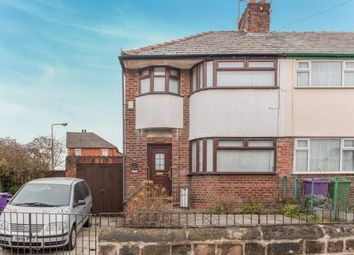 Thumbnail 3 bed terraced house for sale in Derwent Road West, Liverpool, Merseyside, England