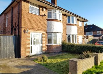 Thumbnail 3 bed semi-detached house to rent in Brabazon Road, Oadby