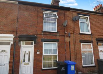 Thumbnail 2 bedroom terraced house for sale in Shelley Street, Ipswich