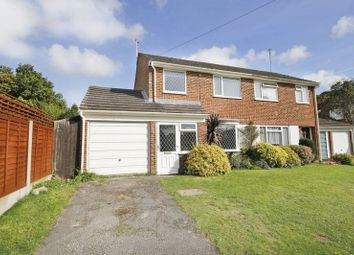 Thumbnail 3 bed semi-detached house to rent in Shearsbrook Close, Bransgore, Christchurch