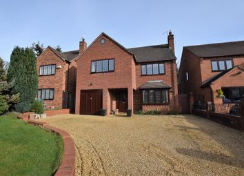 Thumbnail 5 bedroom detached house for sale in Warwick Road, Chadwick End, Solihull