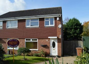 Thumbnail 3 bedroom semi-detached house for sale in Cowgill Close, Cherry Lodge, Northampton
