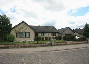 Thumbnail 3 bedroom detached bungalow for sale in Rowan Avenue, Huntly