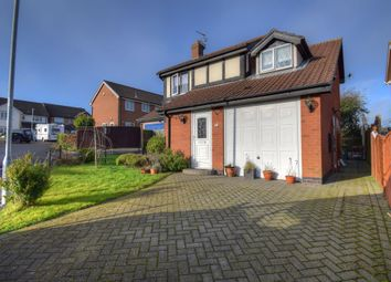 4 bed detached house for sale in Pinfold Grove, Bridlington YO16