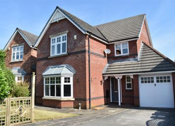 Thumbnail 4 bedroom detached house to rent in The Foxwood, Charnock Richard, Chorley