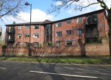 Thumbnail 2 bed flat for sale in Queens Court, Dresden, Stoke-On-Trent
