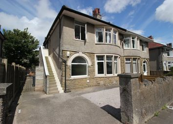 Thumbnail 2 bed flat to rent in Dallam Avenue, Morecambe