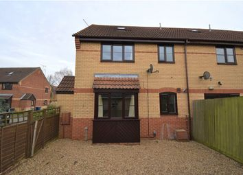 Thumbnail 1 bedroom terraced house for sale in Hopkins Close, Cambridge