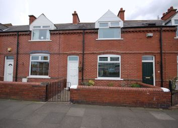 Thumbnail 2 bedroom terraced house for sale in Cowper Terrace, West Moor, Newcastle Upon Tyne