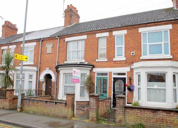 Thumbnail 2 bed terraced house to rent in Irchester Road, Rushden