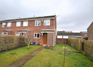 Thumbnail 3 bed end terrace house for sale in Holly Close, Bulwark, Chepstow