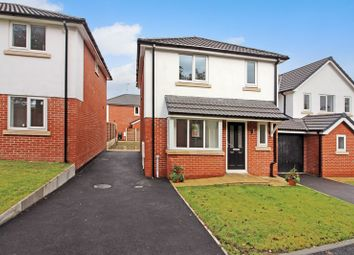 Thumbnail 3 bed detached house for sale in Deepdale Gardens, Bolton