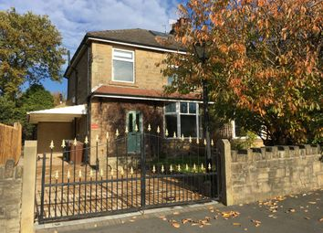 Thumbnail 3 bed semi-detached house for sale in King Edward Avenue, Glossop