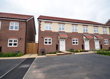 Thumbnail 3 bedroom end terrace house for sale in Barn Croft, Malpas