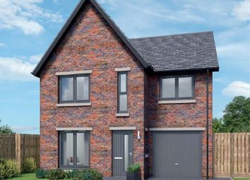 "Thumbnail 4 bed detached house for sale in ""Coral At Cragside Gardens"" at Lordenshaw Drive, Rothbury, Morpeth"