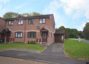 Thumbnail 3 bed semi-detached house for sale in Stravinsky Road, Basingstoke, Hampshire