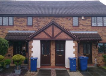 Thumbnail 1 bed flat for sale in Cygnet Close, Hednesford, Cannock