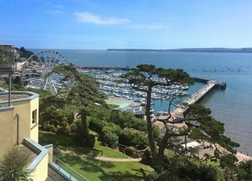 Thumbnail 1 bed flat for sale in Bay Fort Mansions Warren Road, Torquay