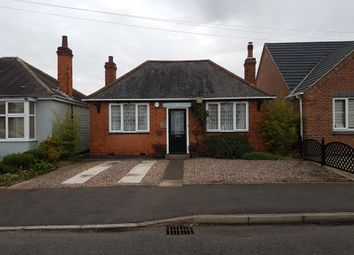 Thumbnail 2 bed bungalow for sale in Maple Road, Thurmaston, Leicester