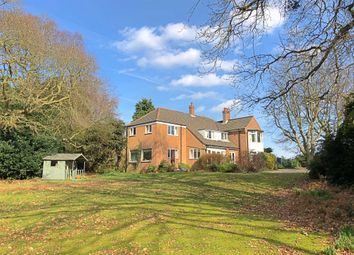 Thumbnail 7 bed detached house for sale in Holt Road, Aylmerton, Norwich