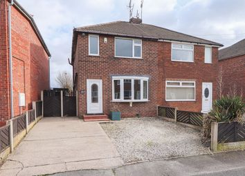 Thumbnail 3 bed semi-detached house to rent in Netherthorpe Close, Staveley, Chesterfield