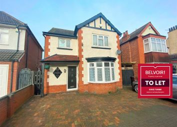 Thumbnail 3 bed detached house to rent in Park Road West, Wolverhampton
