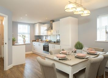 """Thumbnail 3 bedroom semi-detached house for sale in """"Ashurst"""" at Leigh Road, Wimborne"""