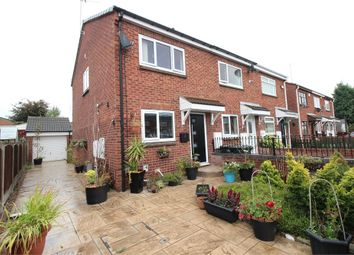 Thumbnail 2 bed end terrace house for sale in Yarwell Drive, Maltby, Rotherham, South Yorkshire