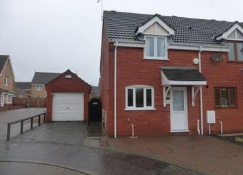 Thumbnail 2 bedroom terraced house for sale in Wainwright Close, Lowestoft