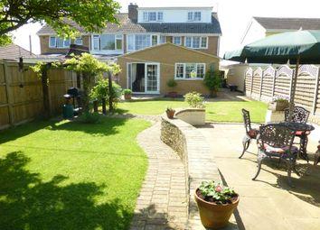 Thumbnail 4 bed semi-detached house for sale in Shinehill Lane, South Littleton, Evesham