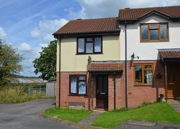 Thumbnail 2 bed end terrace house for sale in Cherry Close, Honiton