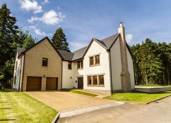 Thumbnail 5 bed detached house for sale in Forgan Grove, Forgandenny, Perth And Kinross