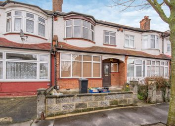 Thumbnail 4 bed terraced house for sale in Queenswood Avenue, Thornton Heath