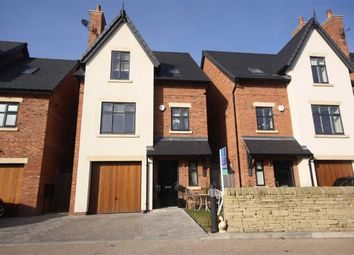 Thumbnail 4 bed detached house to rent in Watersway, The Boatyard, Worsley