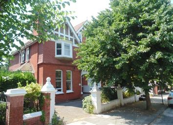 Thumbnail 3 bed flat for sale in Florence Road, Brighton, East Sussex