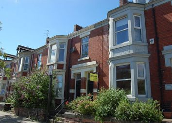 Thumbnail 5 bedroom flat to rent in Helmsley Road, Newcastle Upon Tyne