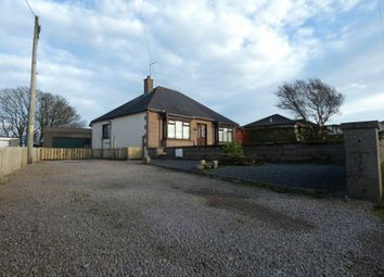 Thumbnail 3 bedroom bungalow to rent in Station Road, Hatton, Aberdeenshire