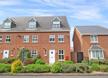 Thumbnail 3 bed town house to rent in Pheasant Close, Four Marks, Alton