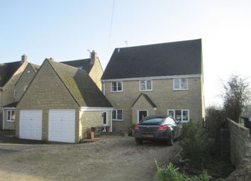 Thumbnail 4 bed detached house for sale in Springfield Road, Quenington, Cirencester