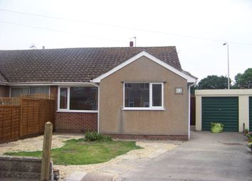 Thumbnail 2 bed bungalow to rent in Nutwell Road, Worle, Weston-Super-Mare