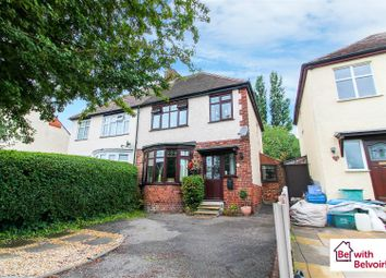 Thumbnail 3 bed semi-detached house for sale in Huntington Terrace Road, Cannock