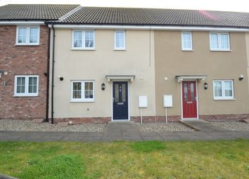 Thumbnail 2 bedroom terraced house for sale in Cole Drive, Great Cornard, Sudbury