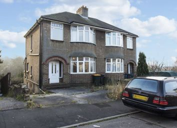 Thumbnail 3 bed semi-detached house for sale in Burton Road, Newport