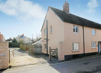 Thumbnail 3 bed semi-detached house for sale in Robert Street, Williton, Taunton