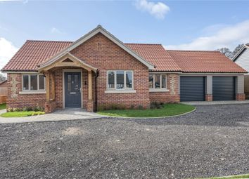 Thumbnail 4 bed detached bungalow for sale in Plot 10, The Glade, Bridge Road, Guist