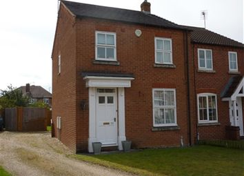 Thumbnail 3 bed property to rent in Falcon Way, Sleaford, Lincs