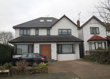 Thumbnail 5 bed detached house for sale in Church Way, London